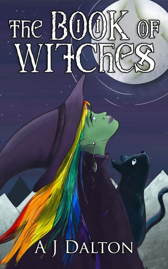 FINAL cover The Book of Witches - Ebook new 2